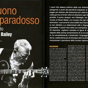 Derek Bailey ©Giovani Piesco
