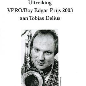 Tobias Delius ©Giovani Piesco