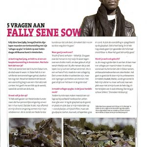 Fally Sene Sow ©Giovani Piesco