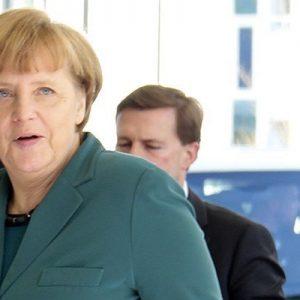 Angela Merkel, Premier Germany