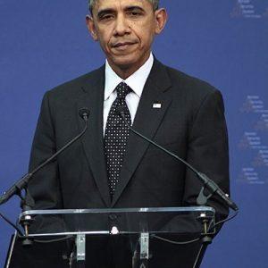 Barack Obama State President USA