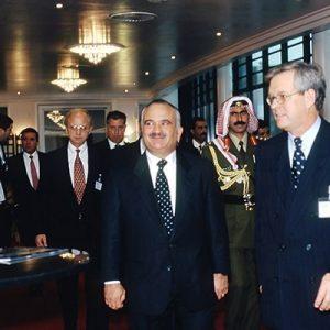 Hassan Bin Talal Prince of Jordan