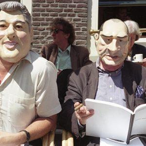 Parodia Clinton-Chirac