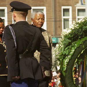 Nelson Mandela, President South Africa