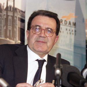 Romano Prodi, Premier Italy