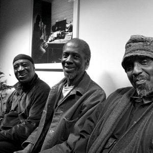 William-Parker,Charles-Gayl, Rashed Ali