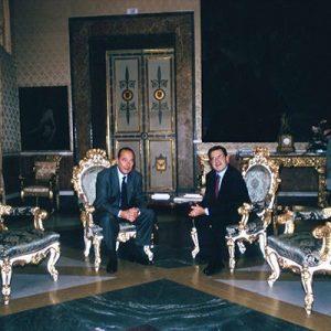 J.Chirac-R.Prodi