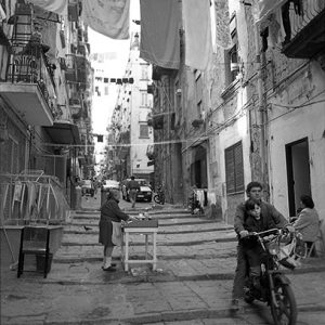 Santa Lucia, Napoli.