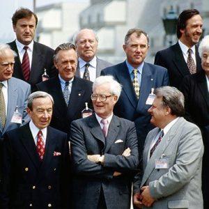 Family Photo NATO