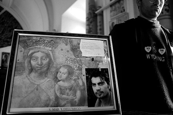 Madonna dell'Arco, ex voto ©Giovanni Piesco